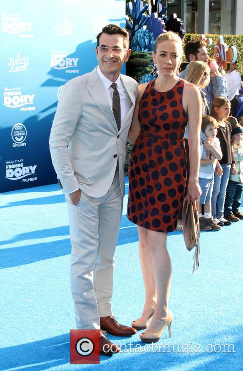 Ty Burrell and Guest 1