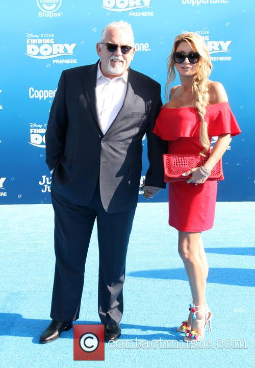 John Ratzenberger and Julie Blichfeldt 2