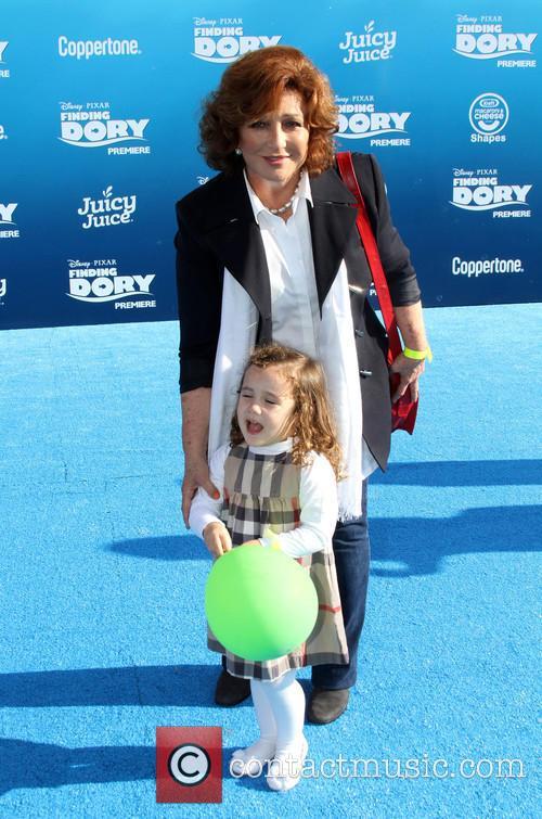 Angélica María and Granddaughter Angélica Masiel Padrón