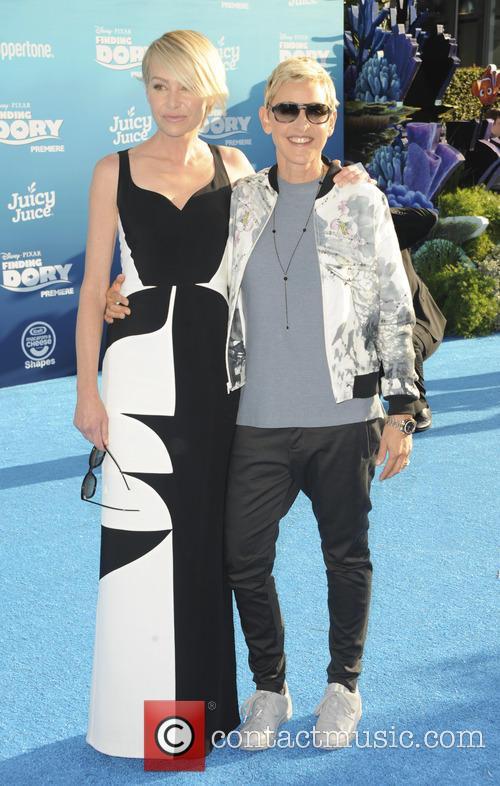 Ellen Degeneres and Portia De Rossi 3
