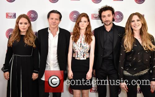 Alex Zane, Tanya Burr, Rose Leslie and Emma Kenny 3