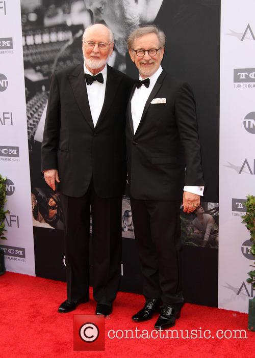 John Williams and Steven Spielberg 6