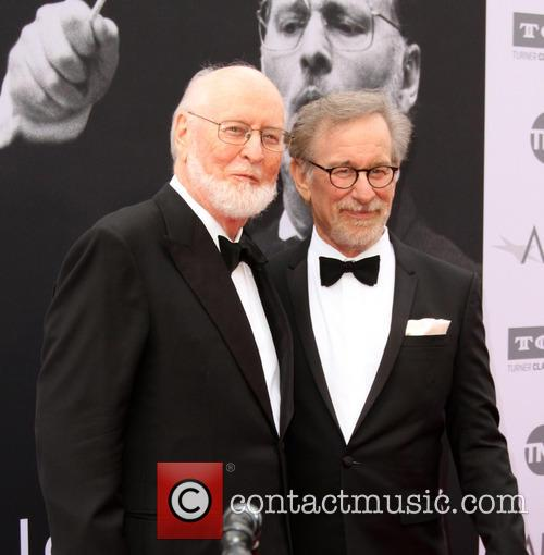 John Williams and Steven Spielberg 8