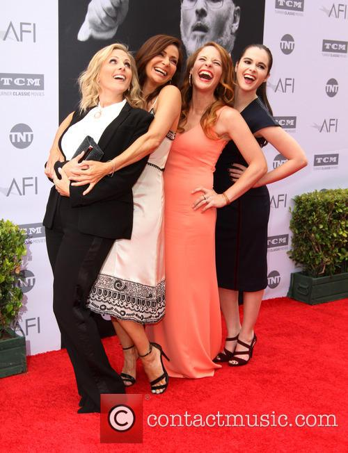 Marlee Matlin, Constance Marie, Katie Leclerc and Vanessa Marano 3