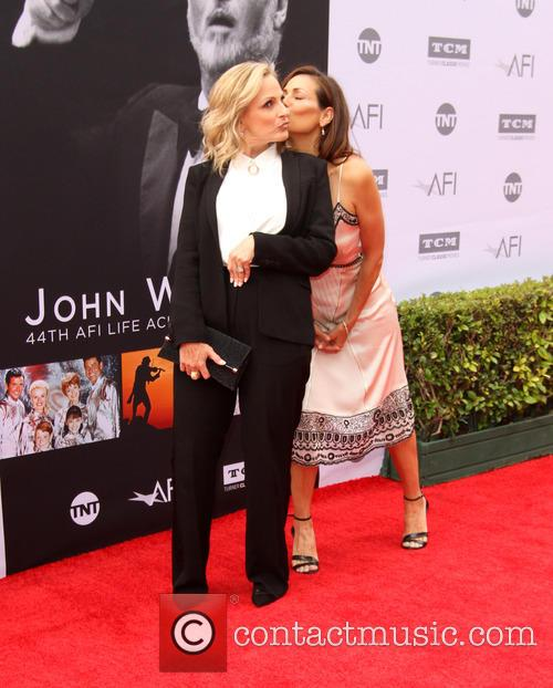Marlee Matlin and Constance Marie 8