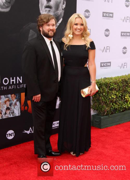 Haley Joel Osment and Emily Osment 5