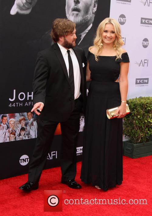 Haley Joel Osment and Emily Osment 6