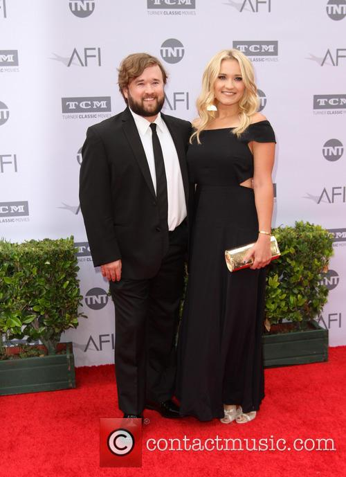 Haley Joel Osment and Emily Osment 7