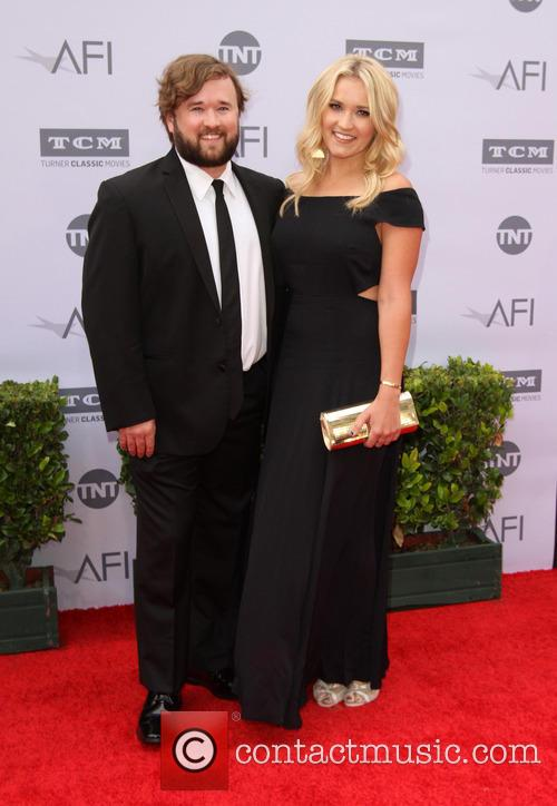 Haley Joel Osment and Emily Osment 8