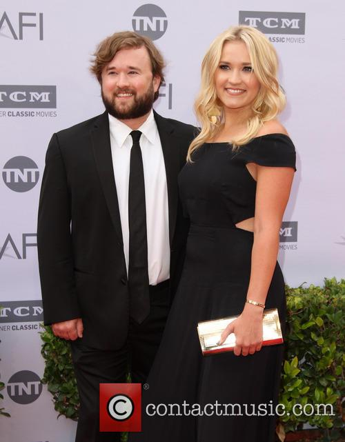 Haley Joel Osment and Emily Osment 9