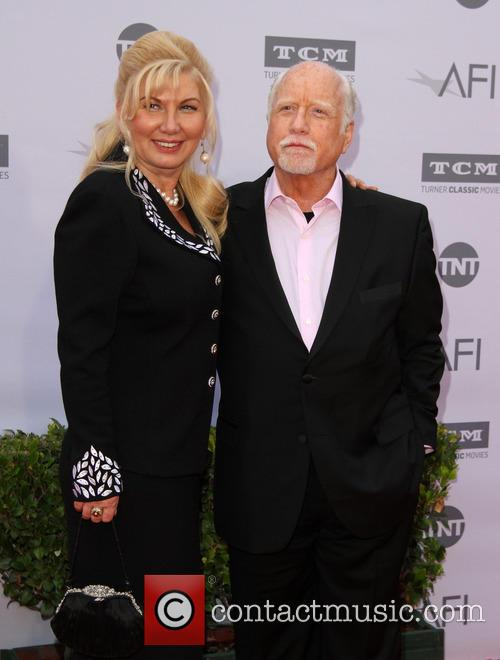 Richard Dreyfuss and Svetlana Erokhin 2