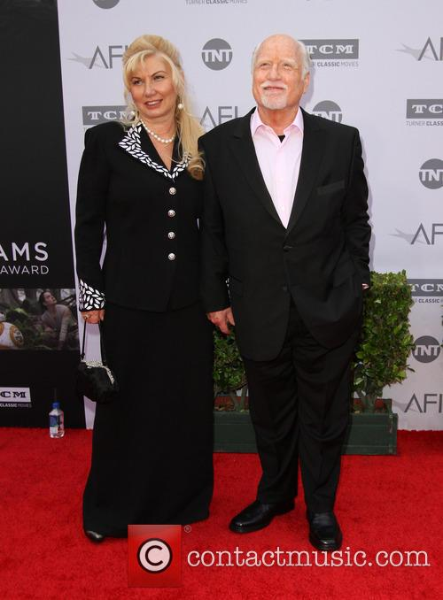 Richard Dreyfuss and Svetlana Erokhin 4