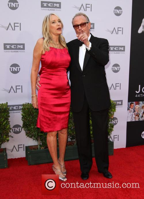 Parky Fonda and Peter Fonda 1