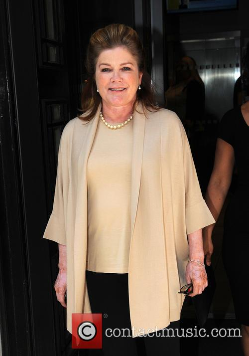 Kate Mulgrew at BBC Radio 2