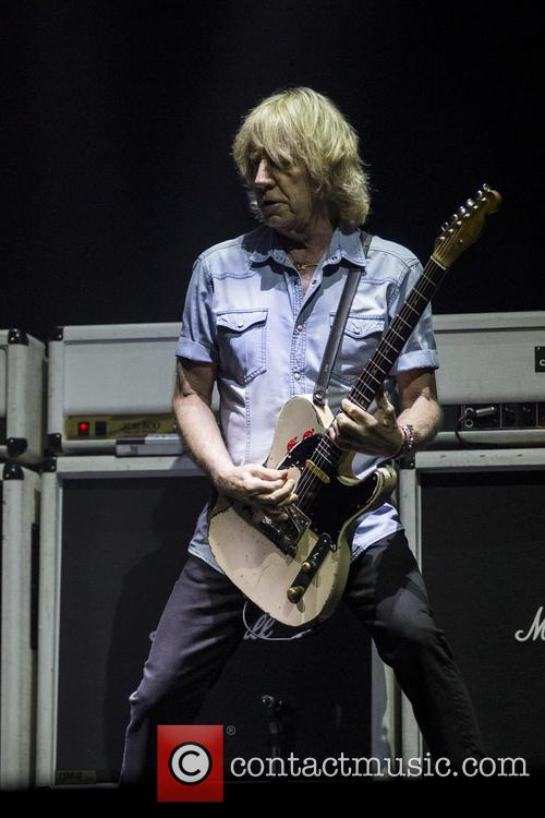 Status Quo Guitarist Rick Parfitt Hospitalised In Turkey After Suspected Heart Attack