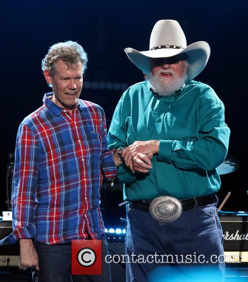 Randy Travis and Charlie Daniels 2