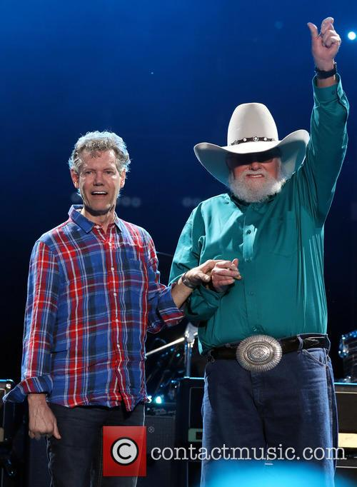 Randy Travis and Charlie Daniels 3