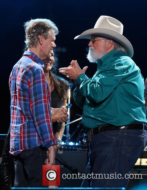 Randy Travis and Charlie Daniels 5