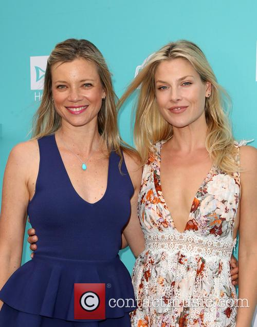 Amy Smart and Ali Larter 2