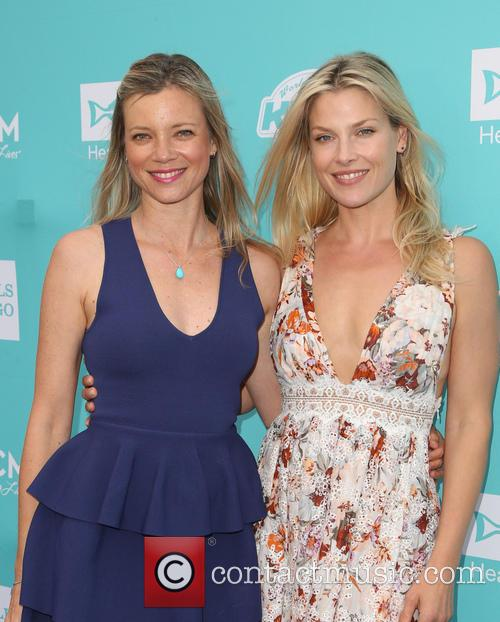 Amy Smart and Ali Larter 3