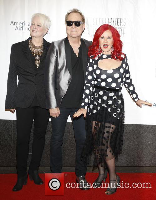 B-52s, Cindy Wilson, Fred Schnider and Kate Pierson 4