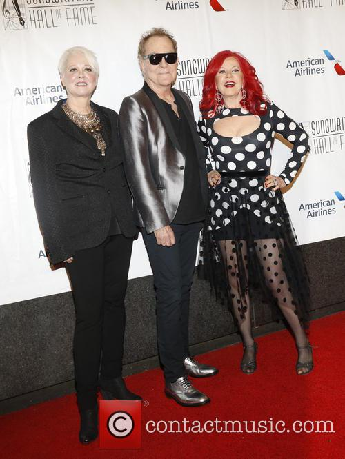 B-52s, Cindy Wilson, Fred Schnider and Kate Pierson 5