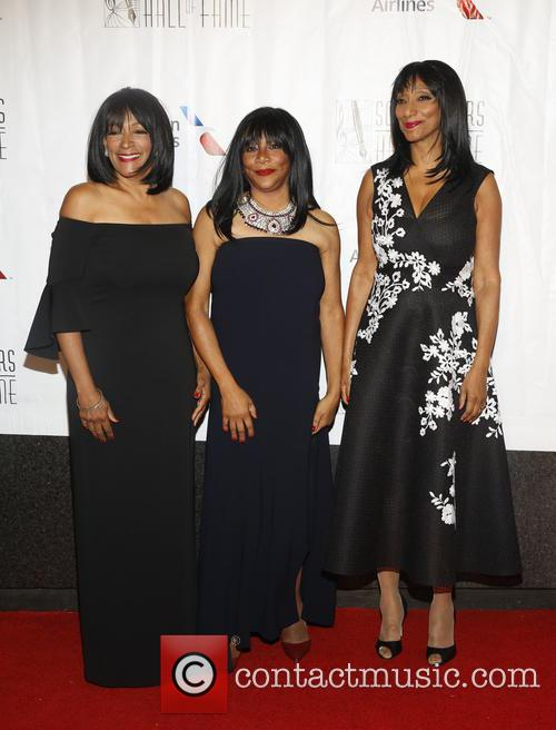 Sister Sledge, Debbie Sledge, Joni Sledge and Kim Sledge 1