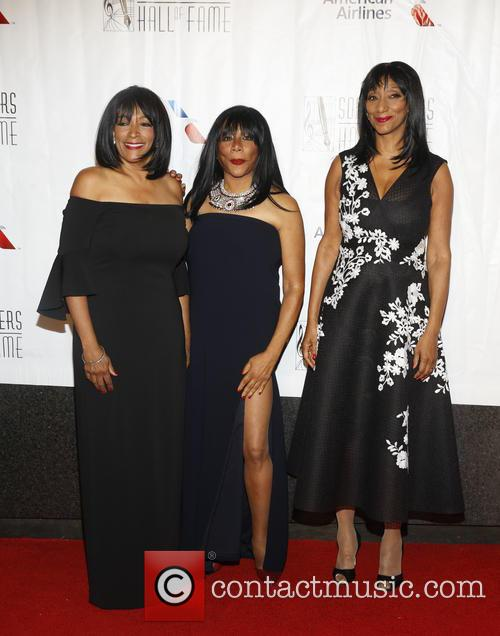 Sister Sledge, Debbie Sledge, Joni Sledge and Kim Sledge 2