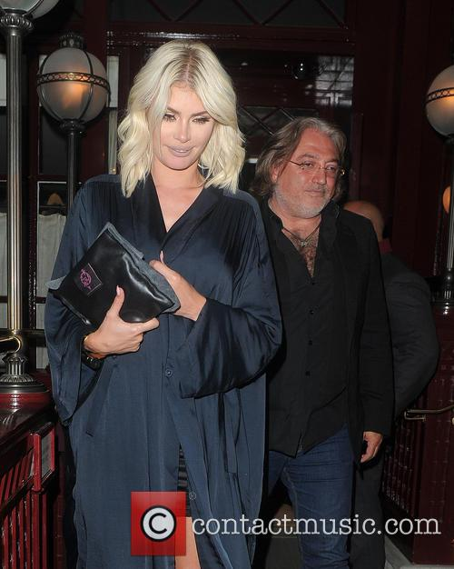Chloe Sims and Robert Tchenguiz 11