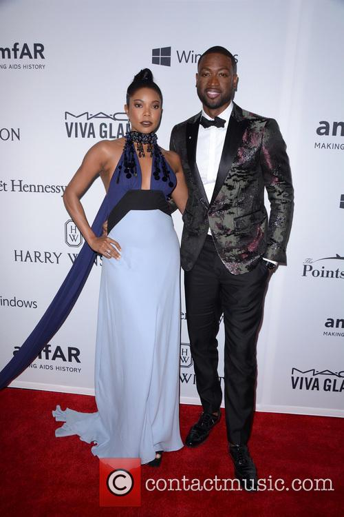 Gabrielle Union and Dwyane Wade 4