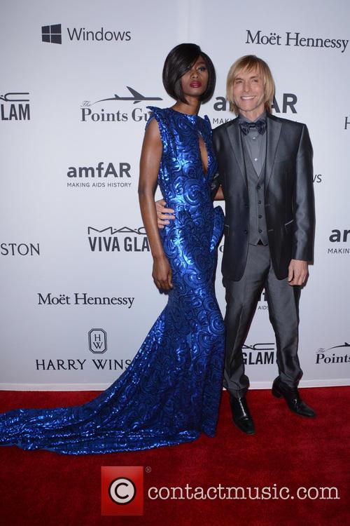 Hawa Diawara and Marc Bouwer