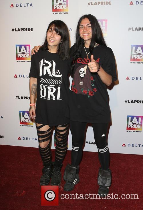 Jahan and Yasmine Yousaf Of Krewella 7