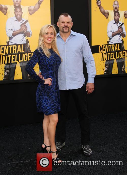 Heidi Northcott and Chuck Liddell 2