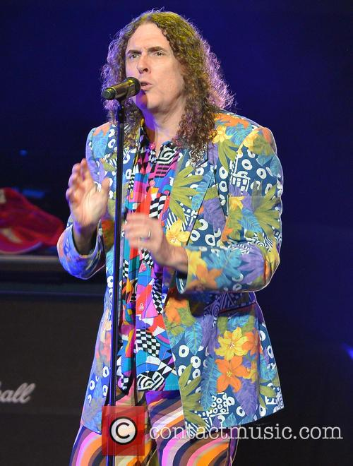 Weird Al' Yankovic performs live at Ziff Ballet...