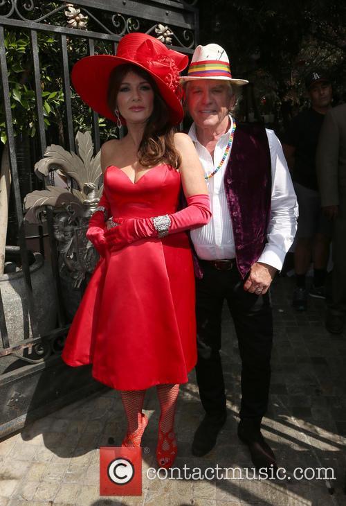 Lisa Vanderpump and Ken Todd 2
