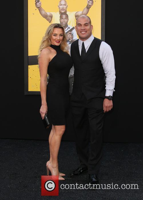 Amber Nichole Miller and Tito Ortiz 1
