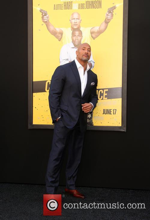Dwayne 'the Rock' Johnson 10