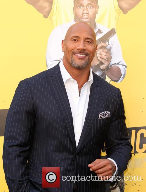 Dwayne 'the Rock' Johnson 11