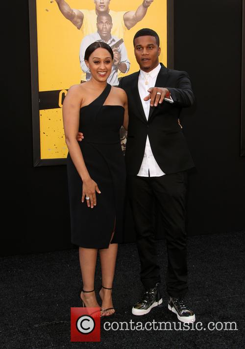 Tia Mowry and Cory Hardrict 10