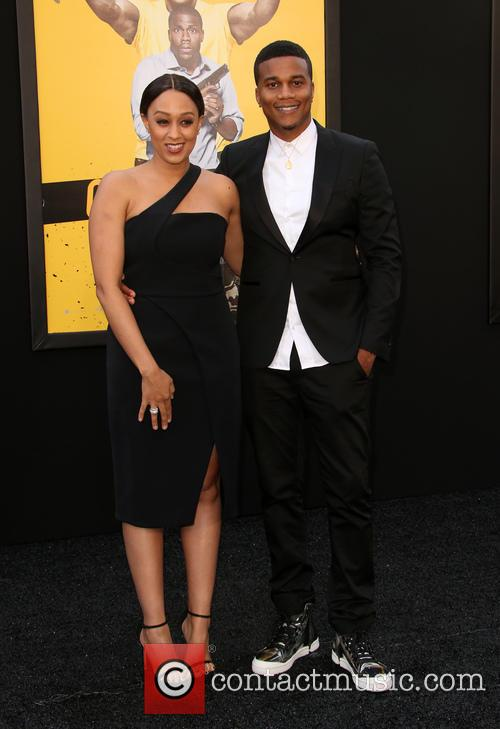 Tia Mowry and Cory Hardrict 11