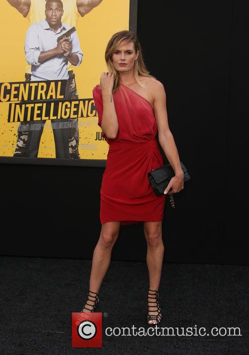 Premiere of Warner Bros. Pictures' 'Central Intelligence'