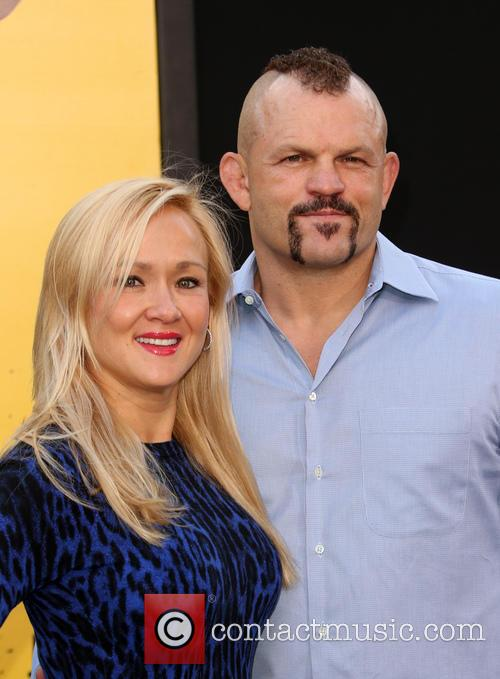 Heidi Northcott and Chuck Liddell 2