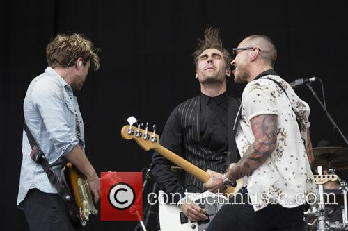 Charlie Simpson and Busted 3