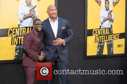 Central Intelligence Red Carpet Premiere