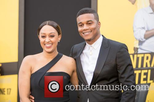 Cory Hardrict and Tia Mowry 1