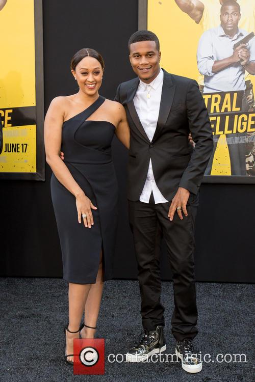 Cory Hardrict and Tia Mowry 2