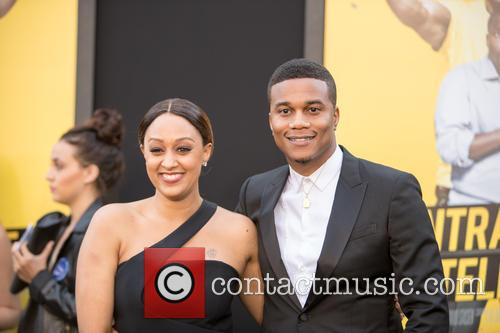 Cory Hardrict and Tia Mowry 3