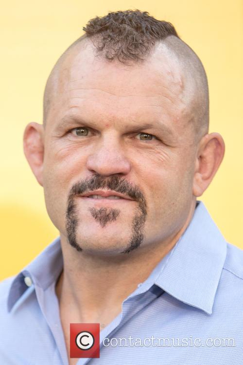 Mixed Martial Artist Chuck Liddell (r) and Wife Heidi Northcott (l) 4