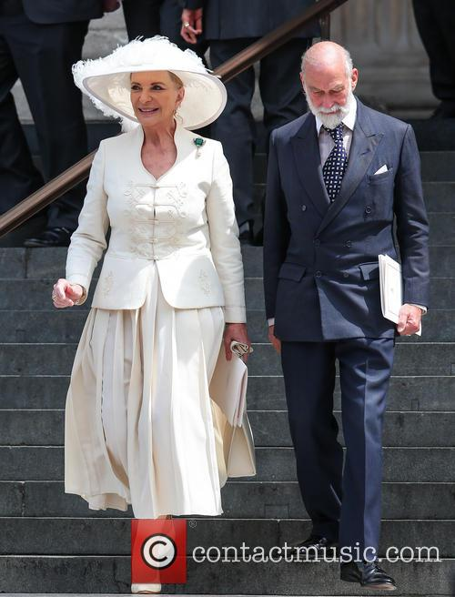 Princess Michael Of Kent and Prince Michael Of Kent 1