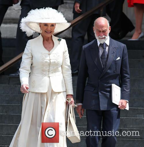 Princess Michael Of Kent and Prince Michael Of Kent 2